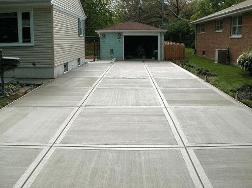 Lakeland Concrete Driveways